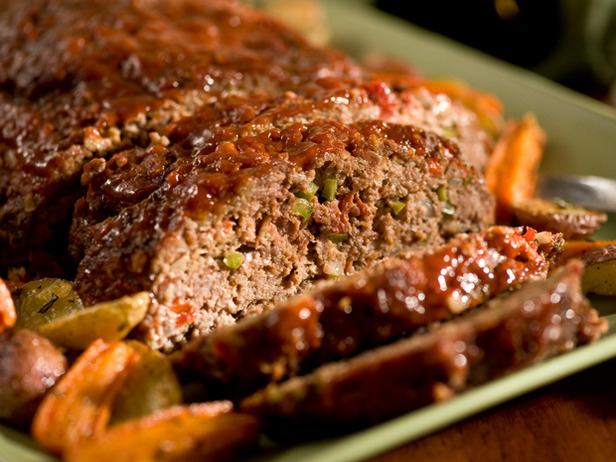 Ground Beef Meatloaf Recipe Meatloaf Recipe Jamie Oliver with Oatmeal ...