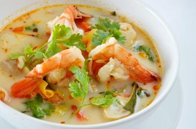 Friday Recipe File: Tom Yum Goong (Hot and Sour Shrimp Soup)Small ...