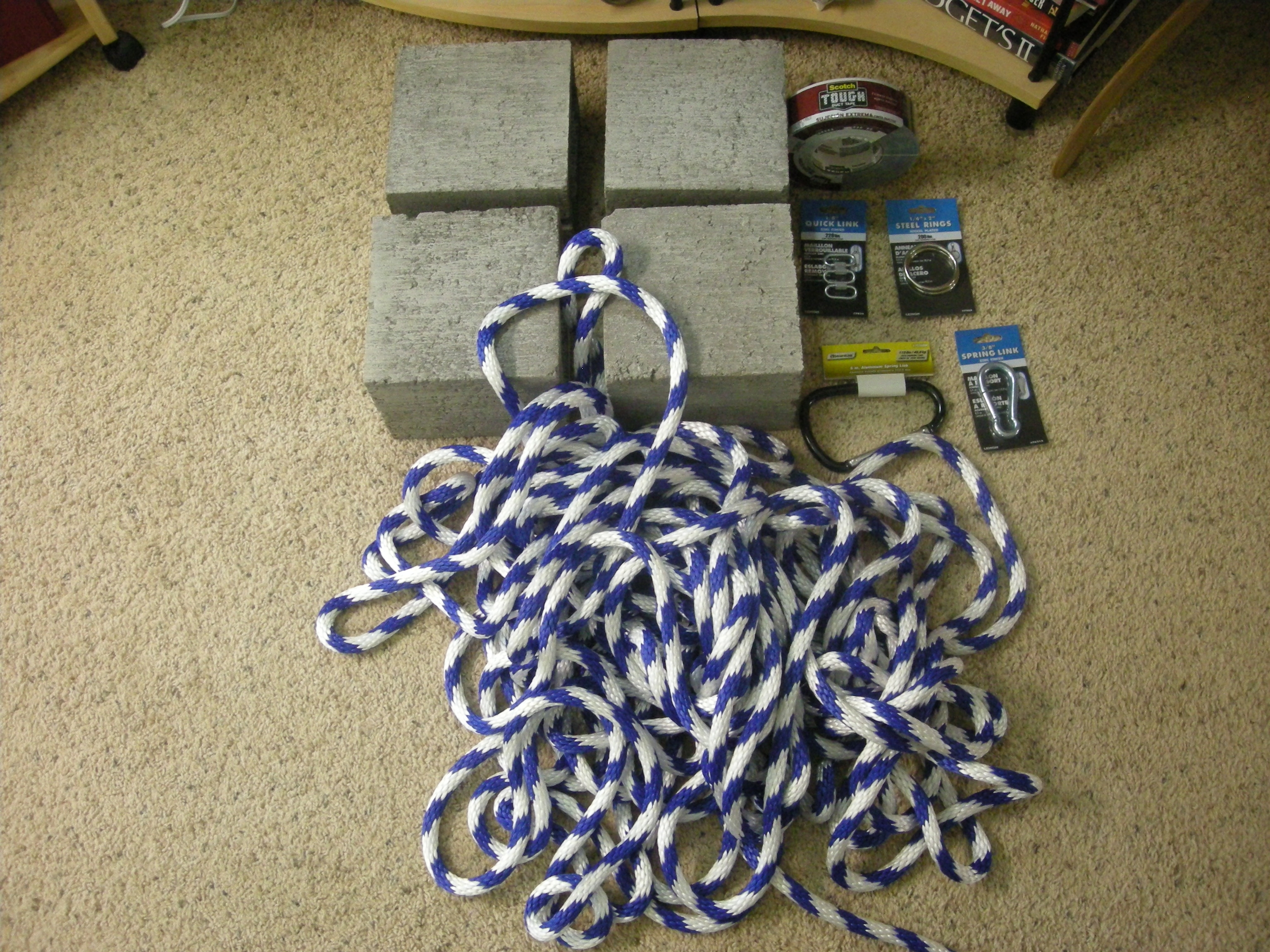 Diy Battle Ropes For Home Small Change Life
